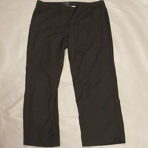 Wildfang new black the empower trouser pants